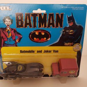 batmobile and