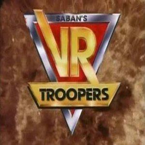 VR Troopers , Saban - Kenner