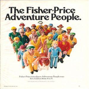 Adventure People - Fisher Price